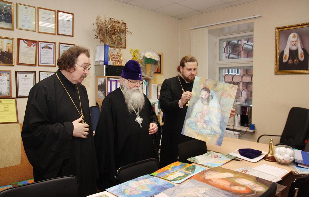 Конкурс рисунков православие